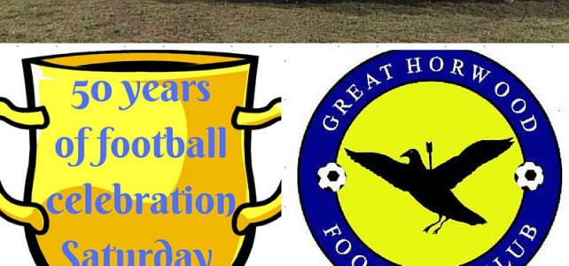 great horwood fc 50 years